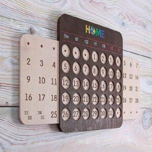 تقویم متحرک دیواری