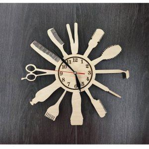 ساعت مخصوص سالن آرایشگاهی