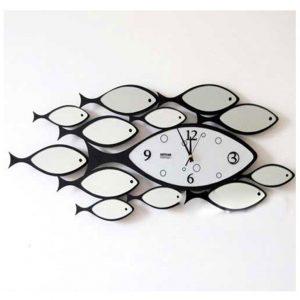 ساعت دست ساز طرح ماهی